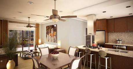 9 Inspiring 3D Living Room Digital Rendering