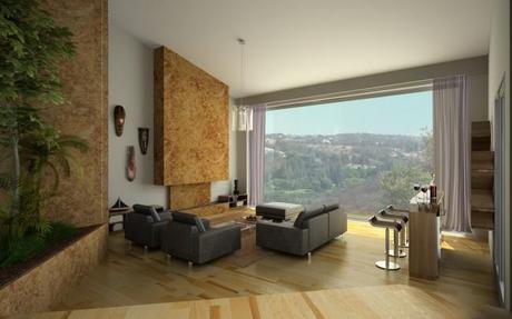 9 Inspiring 3D Living Room Digital Rendering - Paperblog