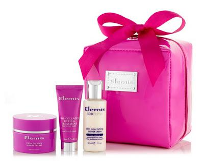 Elemis 'Think Pink' Gift Set For Breast Cancer Awareness Month 2011!