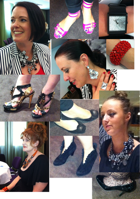 Accessories at the AICI Sydney Chapter Conference 2011