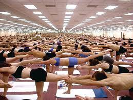 Yo Yo Yoga 'til you drop!