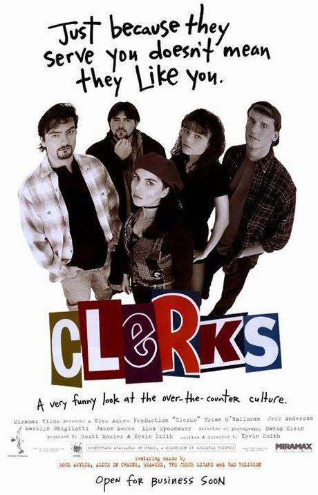 Double Review: Slacker (1991) vs. Clerks (1994)