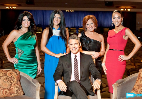 The Real Housewives Of New Jersey: Reunion Part Two. Do Not Disrespect The Family. Or The Rigatoni Sauce.