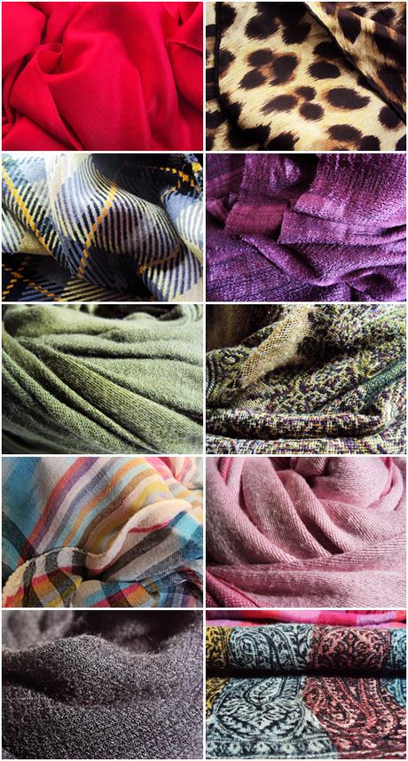 Monday mashup: scarf it up