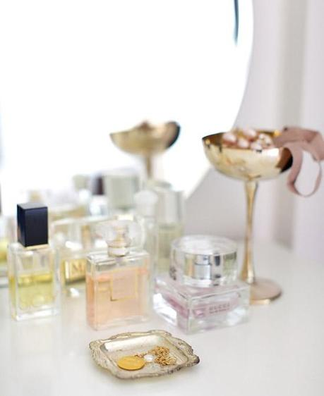 PRETTY PARFUMS: Collecting, Displaying
