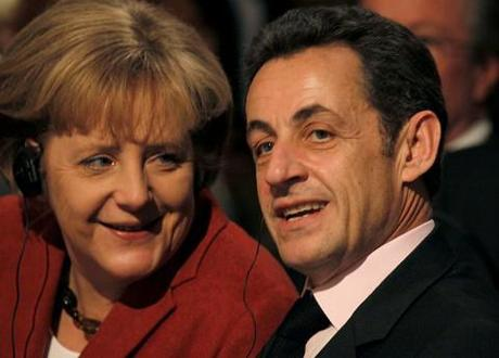 EU summit: Sarkozy blasts Cameron, Merkel gets tough on Berlusconi, but still no rescue plan
