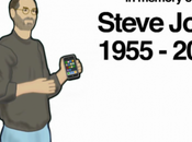 Animated History iPhone, Tribute Steve Jobs