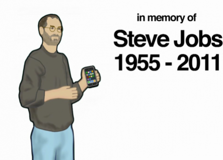 The animated history of the iPhone, a tribute to Steve Jobs