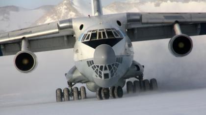 Antarctica 2011: Still Waiting...