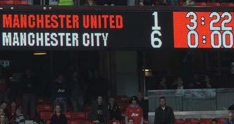 Manchester derby fireworks, QPR stun Chelsea. Premier League's wildest ever weekend?