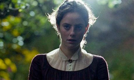 Kaya Scodelario as Catherine Earnshaw in Andrea Arnolds Adaptation of Wuthering Heights