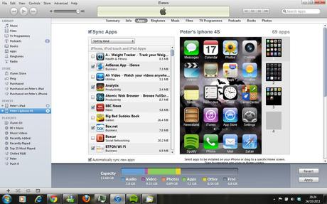 How To Set Up Wi-Fi Sync For iOS 5
