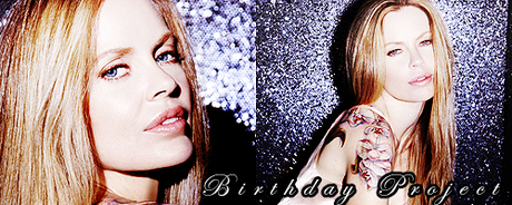 Charity Project for Kristin Bauer's Birthday