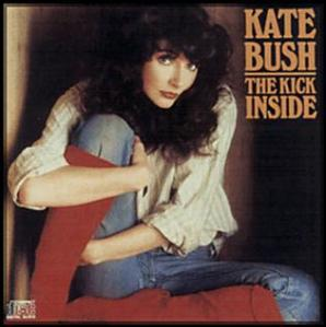 "Kate Bush brings down the door with ""The Kick Inside"""