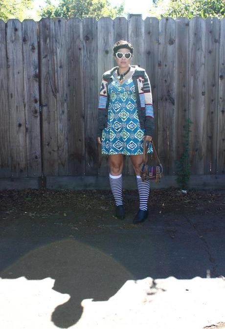 outfit post: The Wicked Witch of the Wild West