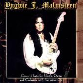 Yngwie Johan Malmsteen - Concerto Suite For Electric Guitar and Orchestra in E Flat Minor Op. 1