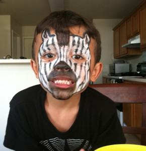 Extreme Face Painting FIENDISH & FRIENDLY