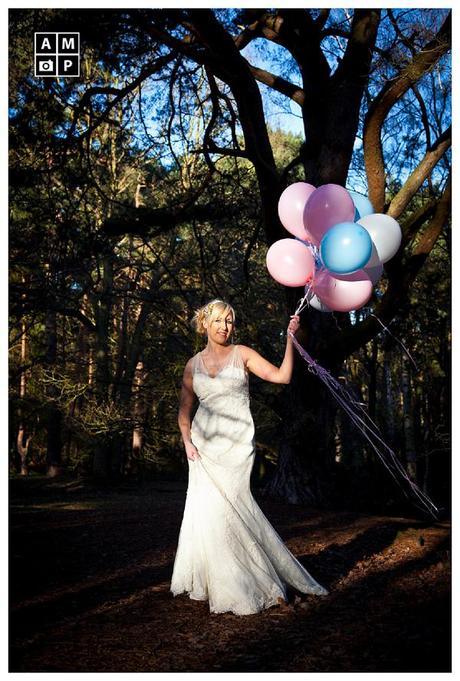 Cherish your wedding dress with a post-wedding shoot!