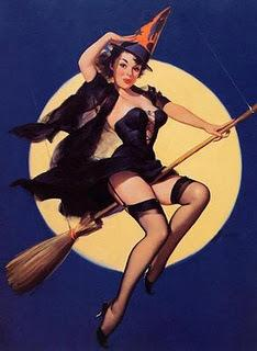 Happy Halloween: Sexy Witches Edition