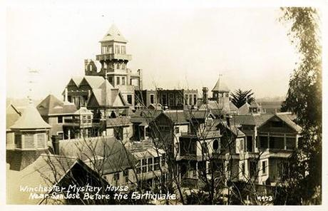 California's Most Famous Haunted House…