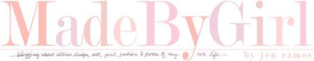 Guest Blogging on Made By Girl today!
