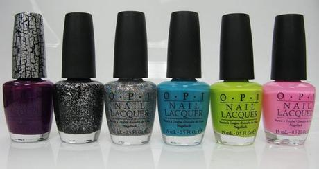 Nicki Minaj Exclusive Polish Collection For OPI!