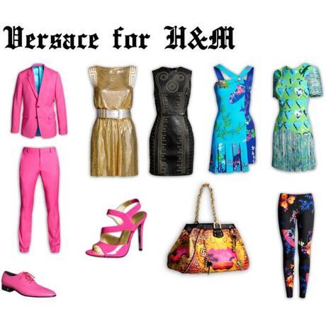 Versace for H&M. Tacky?