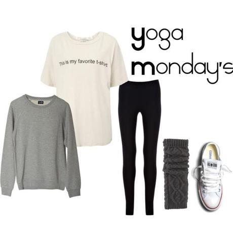 Yoga Monday's