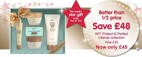 Boots 'Better Than Half Price' Offer Of The Week - Protect & Perfect Intense Collection!