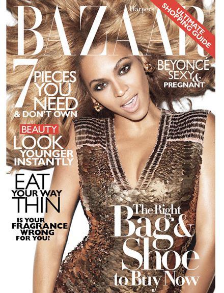 Beyonce Cover: Harper's Bazaar 2011