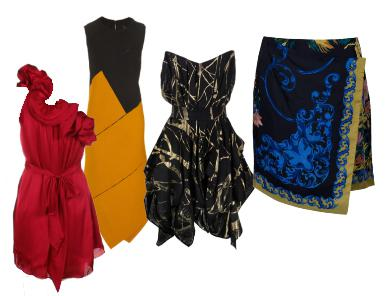 whimsical and witty dresses