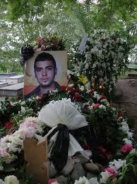 Mourning Cermony of Behnoud Rameznai (videos)
