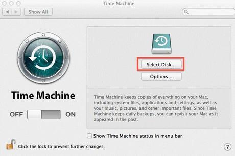 Macintosh Security Software Time Machine