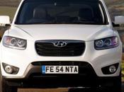 2011 Hyundai Santa Pictures