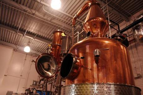 Wigle Whiskey Distillery Photos