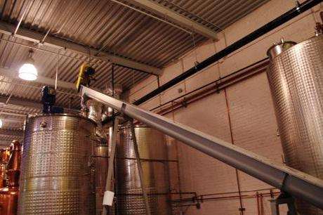 Wigle Whiskey Distillery Photos