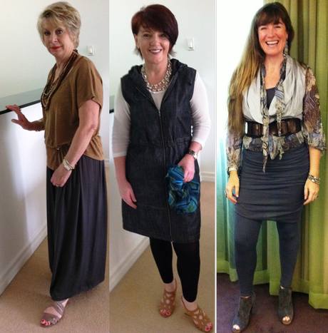 What We Were Wearing at the AICI Sydney Conference