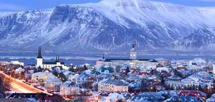 Top-Winter-Destinations-Reykjavik