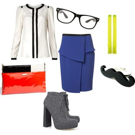 Dressing with Mondrian pt 2