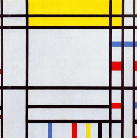 Dressing with...Piet Mondrian
