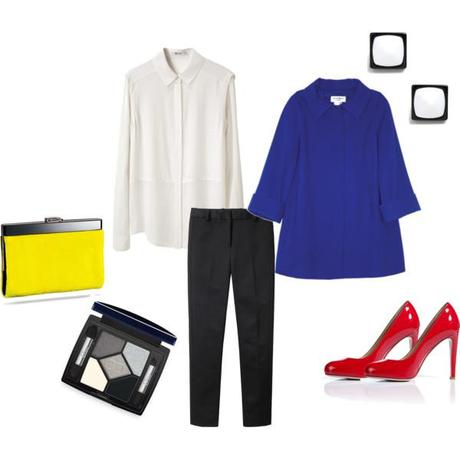 Dressing with Piet Mondrian
