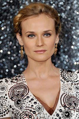 'Wordless' Wednesday - Diane Kruger!