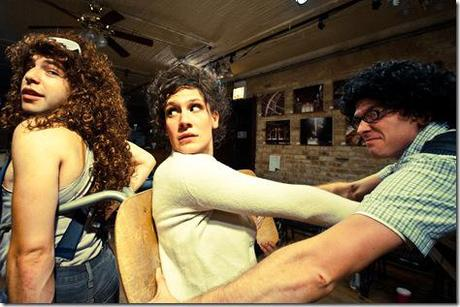 Review: Woman School (Vintage Theater Collective)