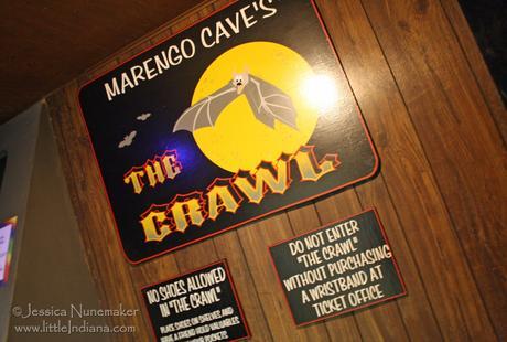 Marengo Cave: The Crawl Cave Simulator