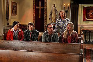The Big Bang Theory 5x06: The Rhinitis Revelation
