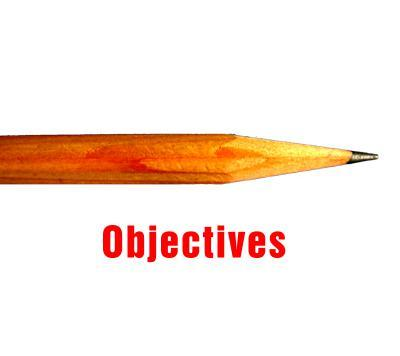 Setting Clear Learning objectives in (Language) Learning