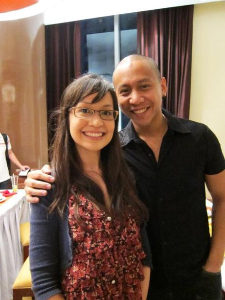 "Faces and Places:  Meeting Mikey Bustos ""Tag, tag k?…"""