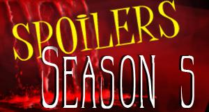 Season 5 Casting News – Episode 5.01 'Turn! Turn! Turn!'