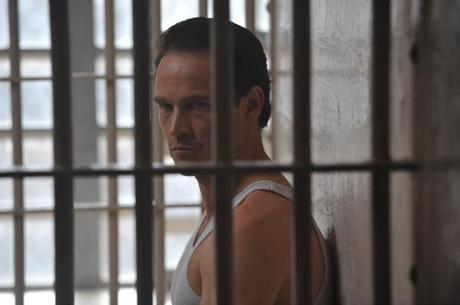 Stephen Moyer transforms himself in 'The Double'