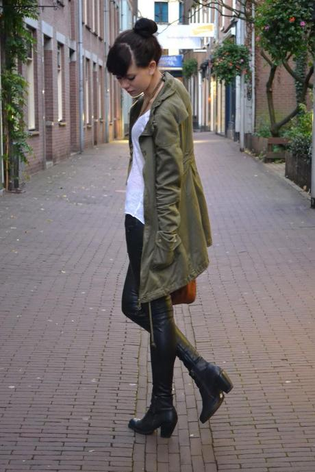 Outfit: Parka Love
